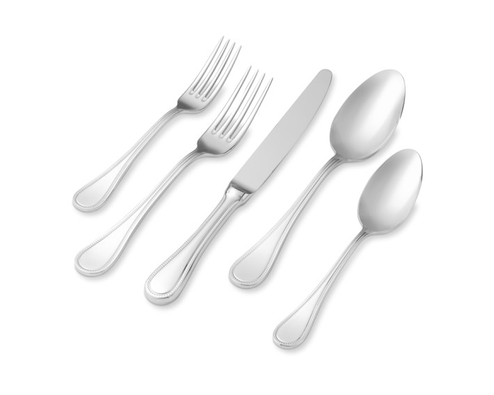 Williams Sonoma Milady Flatware Place Setting
