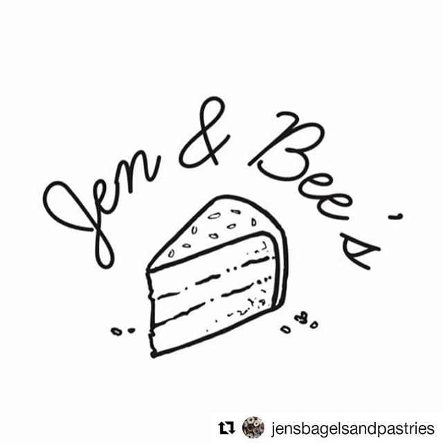 "Help a sister out! Two sisters. Not that they're actually sisters, but...you know what I mean. These gals are trying ever so hard to get out of a super lame situation and into a super good one.  #Repost @jensbagelsandpastries (@get_repost) ・・・ Hi everyone! Here's our new logo, Jen & Bee's!!! We are asking for your help. As many of you know, our current bakery space has been a huge stress for us. Our landlords have gone against many of the agreements stated in our lease. There have been many security and safety issues since moving in. It's been so stressful and honestly, saddening. We were so excited and hopeful for this endeavor. Rebecca and I drained almost all of our resources getting this spot ready for us to bake in and use as a cafe. We need to get out of here if we want to keep our businesses running.  We have amazing news - we have found a new spot! It's everything we could have dreamed of. It's a beautiful baking space with everything in it that we need. It's also RETAIL FRIENDLY. We will be able to open for you and offer our delicious treats as well as coffee. This is the real deal for us and a place where we can grow our businesses together, as well as join forces as ""Jen and Bee's""! This time around we have done our research regarding the landlord and the like. We are so excited for this opportunity, but like I stated before, we have drained most of our resources into our current space and we need help moving in there and getting it up and running.  We have created a gofundme for this endeavor. Anything helps! Even just sharing this post or telling your friends and family. Our dream is to open this brick and mortar and offer our delicious cakes, pastries, breakfast sandwiches and more.  We have some really fun perks that will be sent to you once we are in our new spot, check them out. The link is in my bio.  Thanks so much for your constant love & support, Jen and Bee 💗"