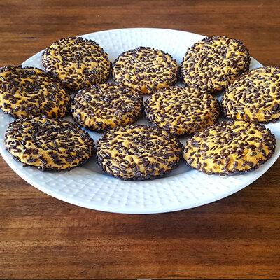 Sprankle Cookies -
