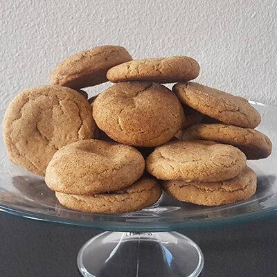 Snickerdoole Cookies -