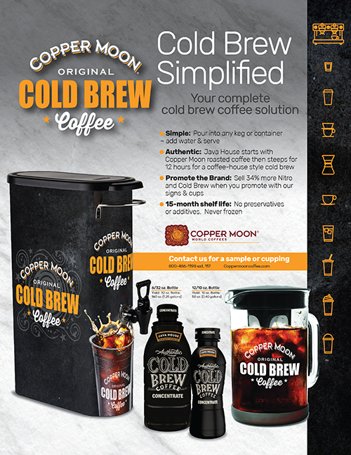 Cold Brew Solution