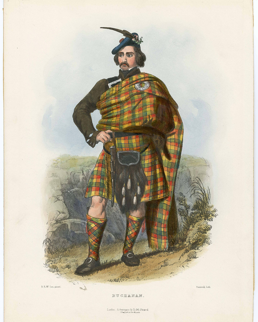 _Clans_of_the_Scottish_Highlands_1847_Plates_154_Plate_001.jpg