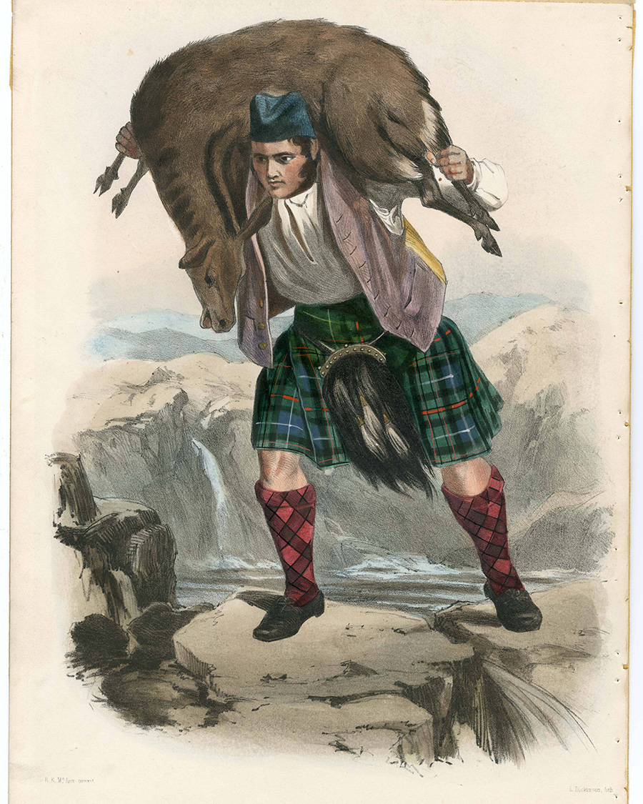 _Clans_of_the_Scottish_Highlands_1847_Plates_154_Plate_045.jpg