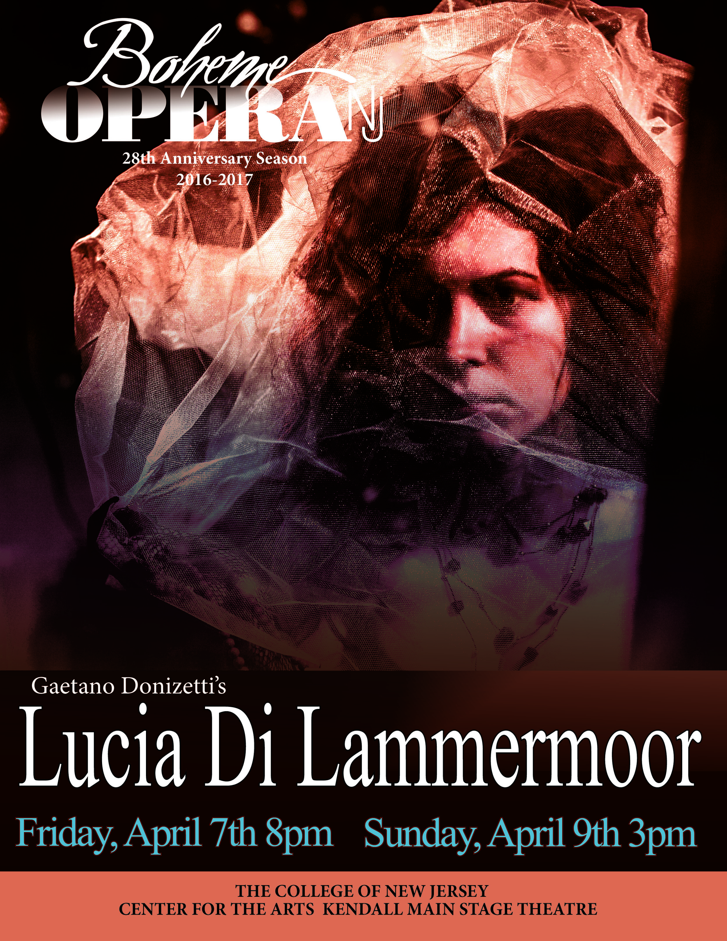 Spring 2017- Lucia Lammermoor
