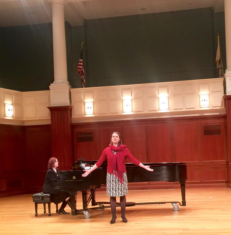 Opera Talks at TCNJ