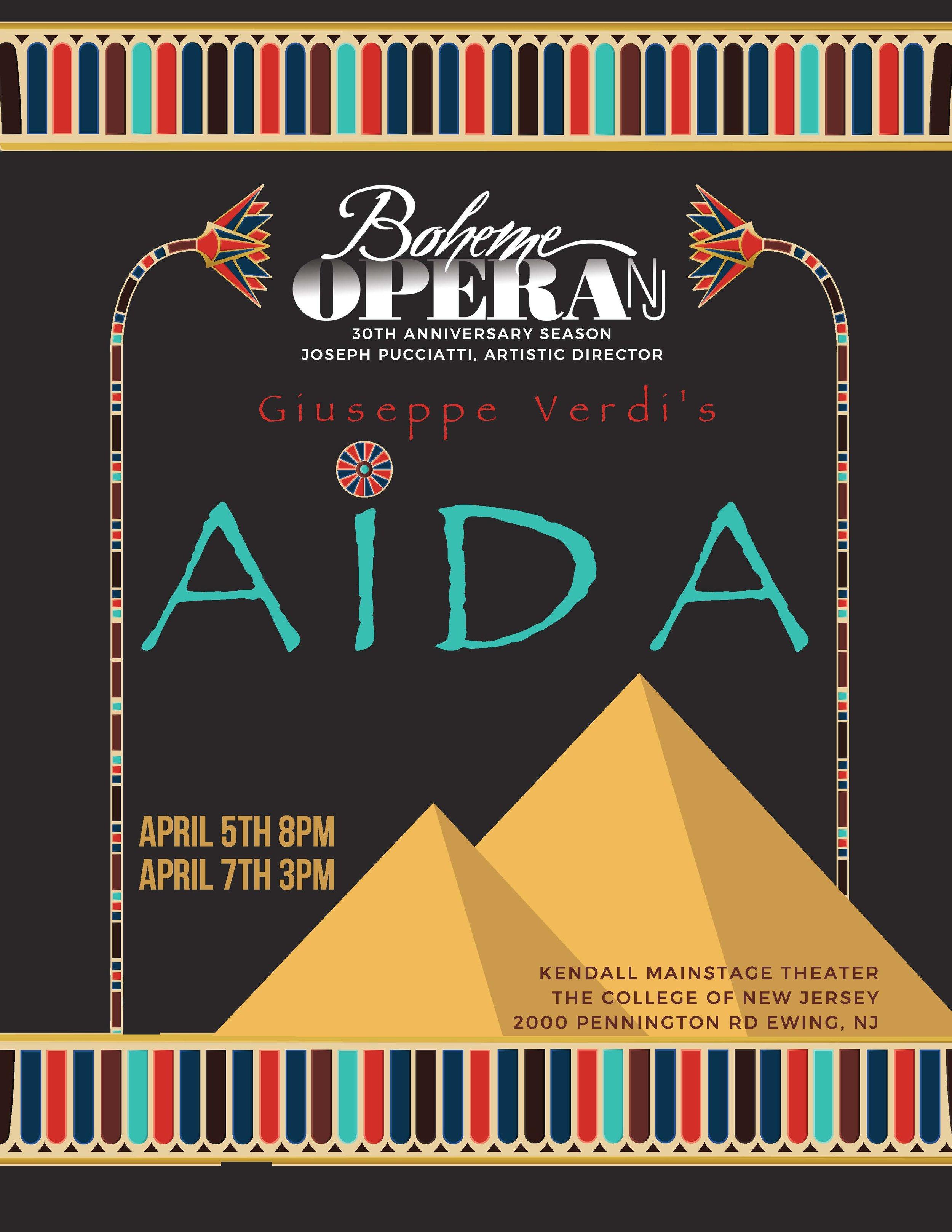 Spring 2019- Aida