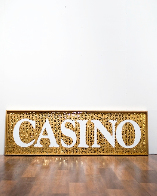 Fabulous Casino Sign
