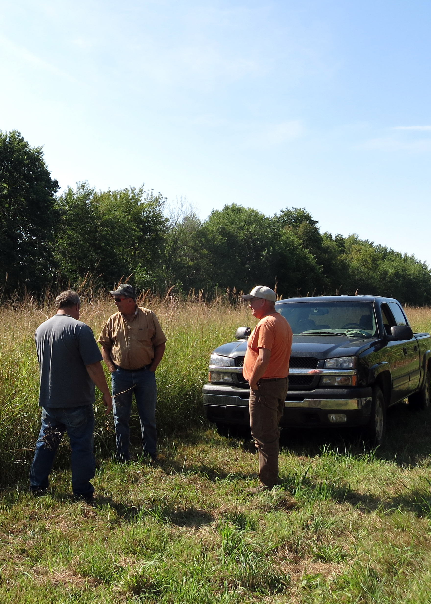 outreach and assessment - Our Field Outreach Specialist lives in central Illinois and works with our partners to identify cropland owners interested in adopting this practice as part of their nutrient loss reduction strategy. She meets one-on-one with the landowners and determines if their farm system would work for a tile-drainage based constructed wetland. An off-site assessment is performed to determine if the site has the adequate tile drainage area (hydrology), soils, and topography required for a Smart Wetland.