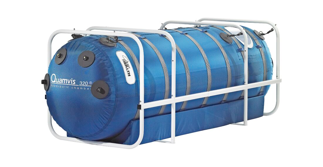 Quamvis 320 Hyperbaric Chamber - from  OxyHealth