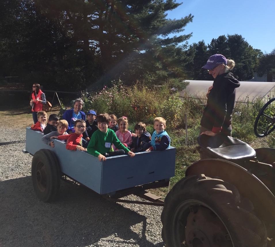 Wright-Locke Farm - Kindergarten Enrichment
