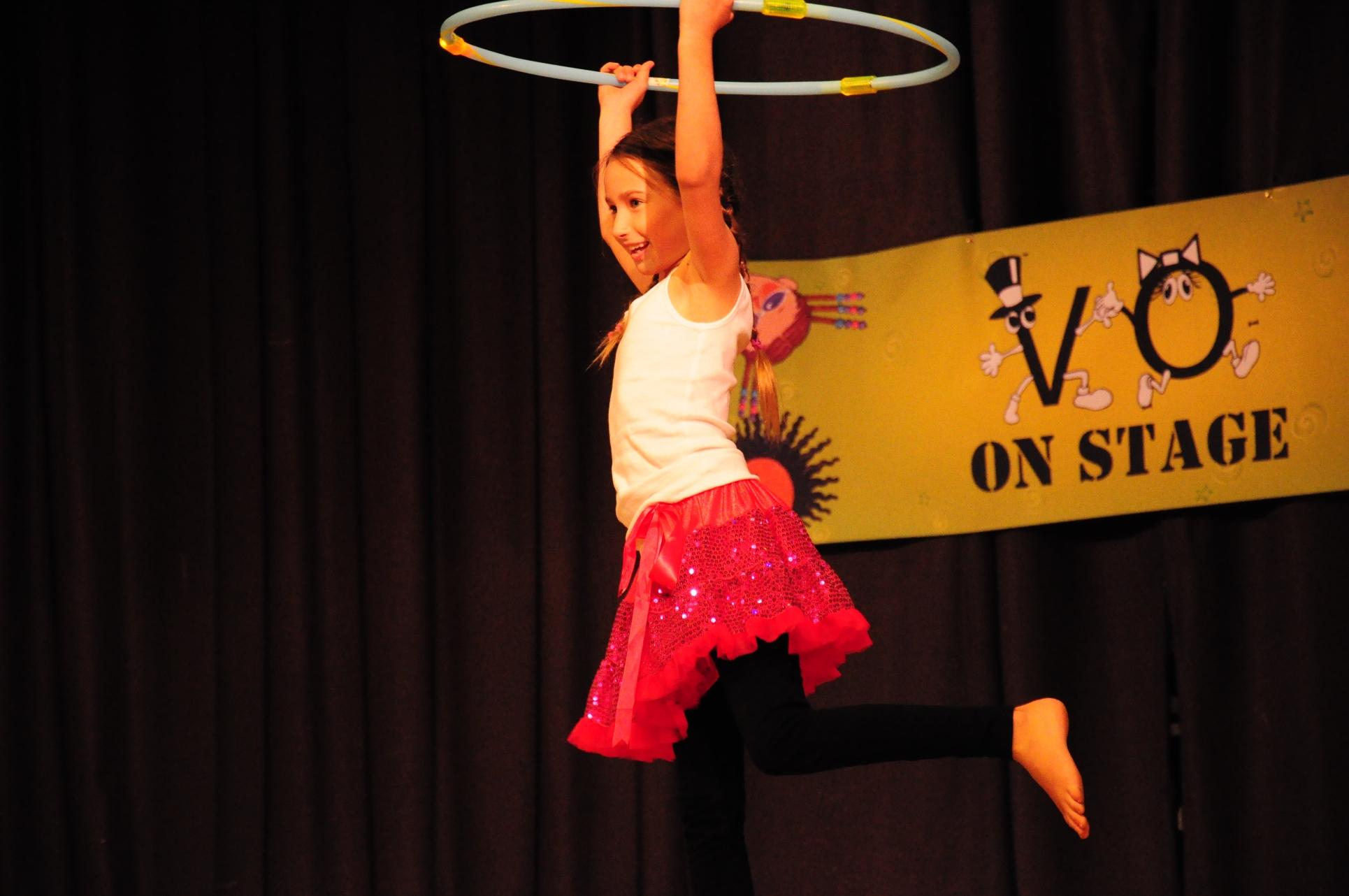 V-O on Stage - A talent show, V-O style, featuring students performing music, dance, comedy and more.