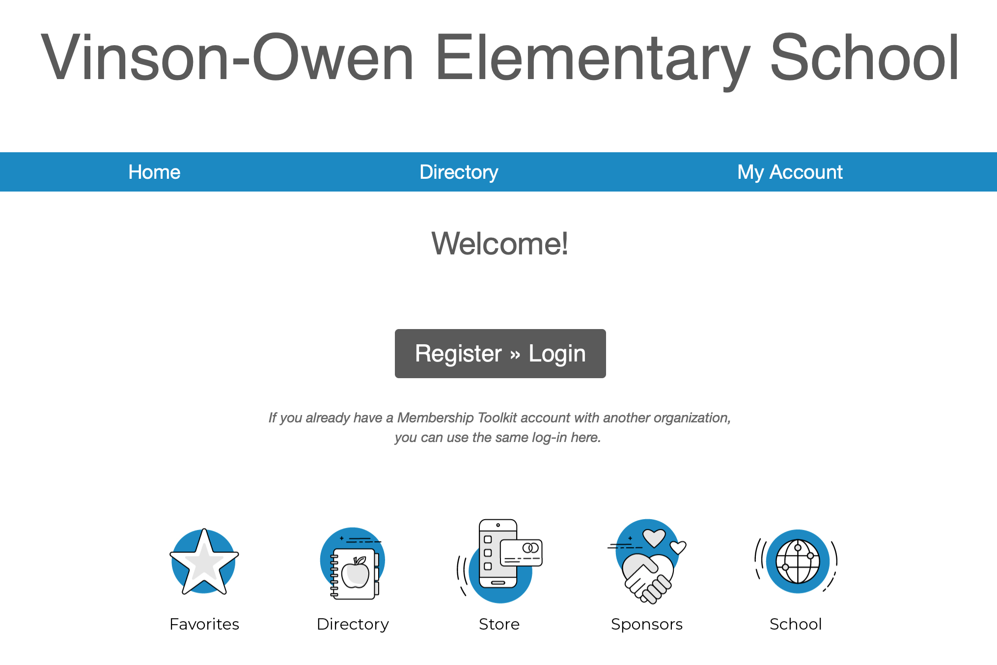 Vinson-Owen School Directory - Vinson-Owen uses a secure, online directory to help families and students within our school community stay in touch. Only current faculty and staff have access to the online directory.