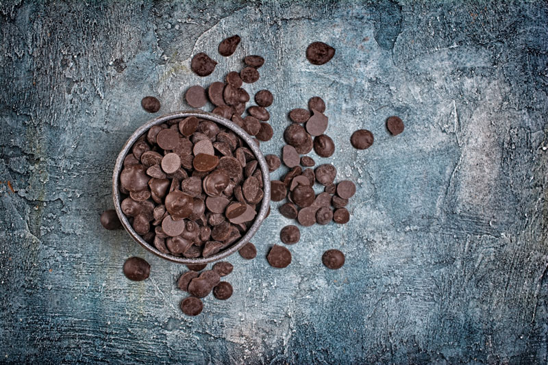 dairy free dark chocolate chips