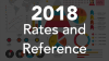 2018 Rates and Reference