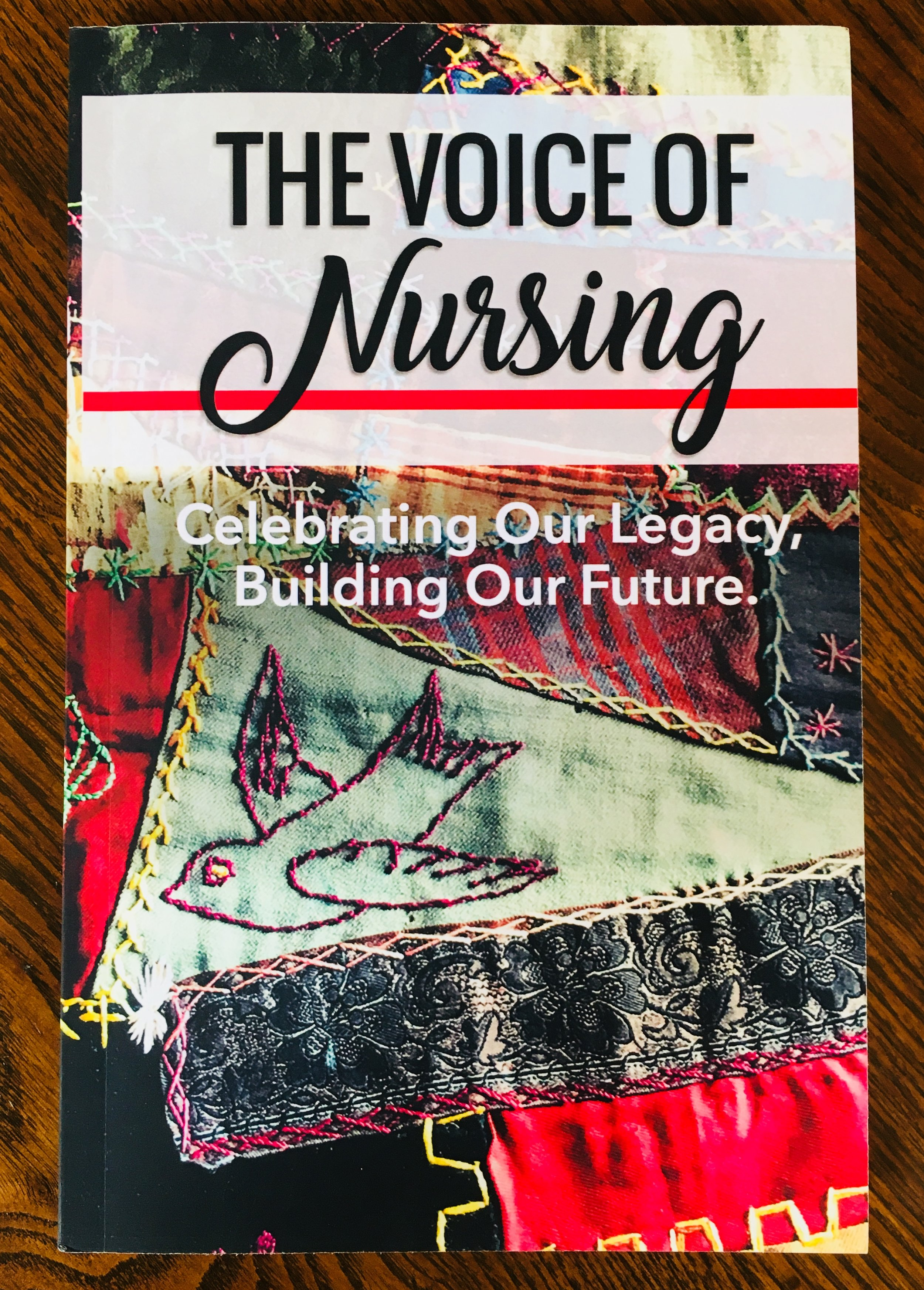 voice of nursing celebrating our legacy building our future kate thompson