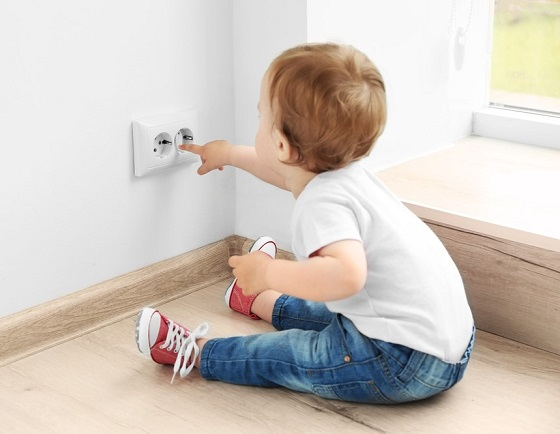Child Proof Plugs - The plugs in your home don't last forever, plus we all know a toddler who has stuck something in a receptacle, and everybody hates the child proof covers you have to take in and out all the time. These are a must have for families with young kids. Keep your family safe by installing child proof devices in your home.