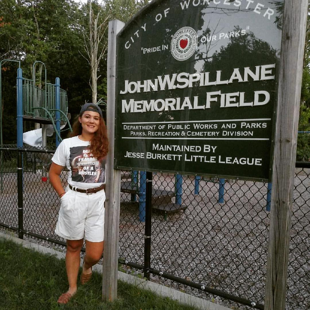 #57 - Spillane Field