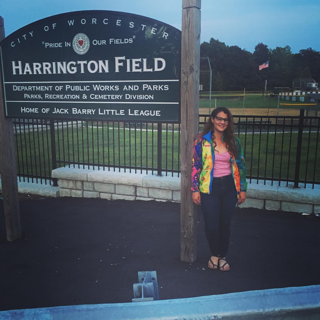 #51 - Harrington Field