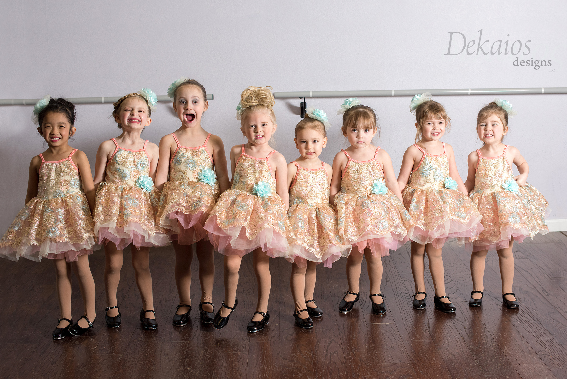 We photographed all the dancing cuties at Best Foot Forward Dance Co.