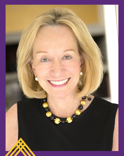 Doris Kearns Goodwin - World-renowned presidential historian; Public speaker and Pulitzer Prize-winning, New York Times #1 best-selling author; American Promise Advisory Council