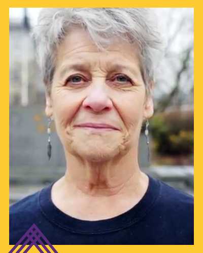 Corinne Dodge - New Hampshire Voters Restoring Democracy