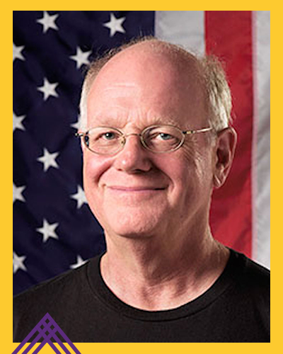 Ben Cohen - Co-founder of Ben and Jerry's Ice Cream; Head Stamper at Stamp Stampede; American Promise National Advisory Council