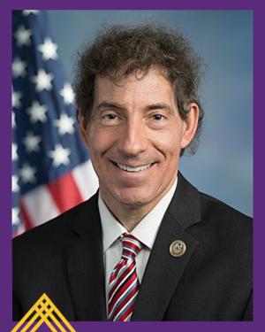 Congressman Jamie Raskin - Congressman (D-Maryland)