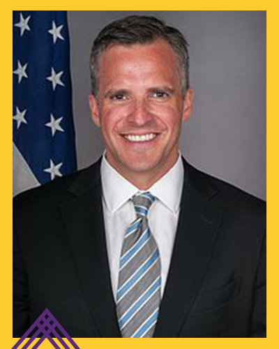 Rufus Gifford - Finance Director, President Obama 2012; US Ambassador to Denmark, 2013-2017; Candidate for US Congress, 2018