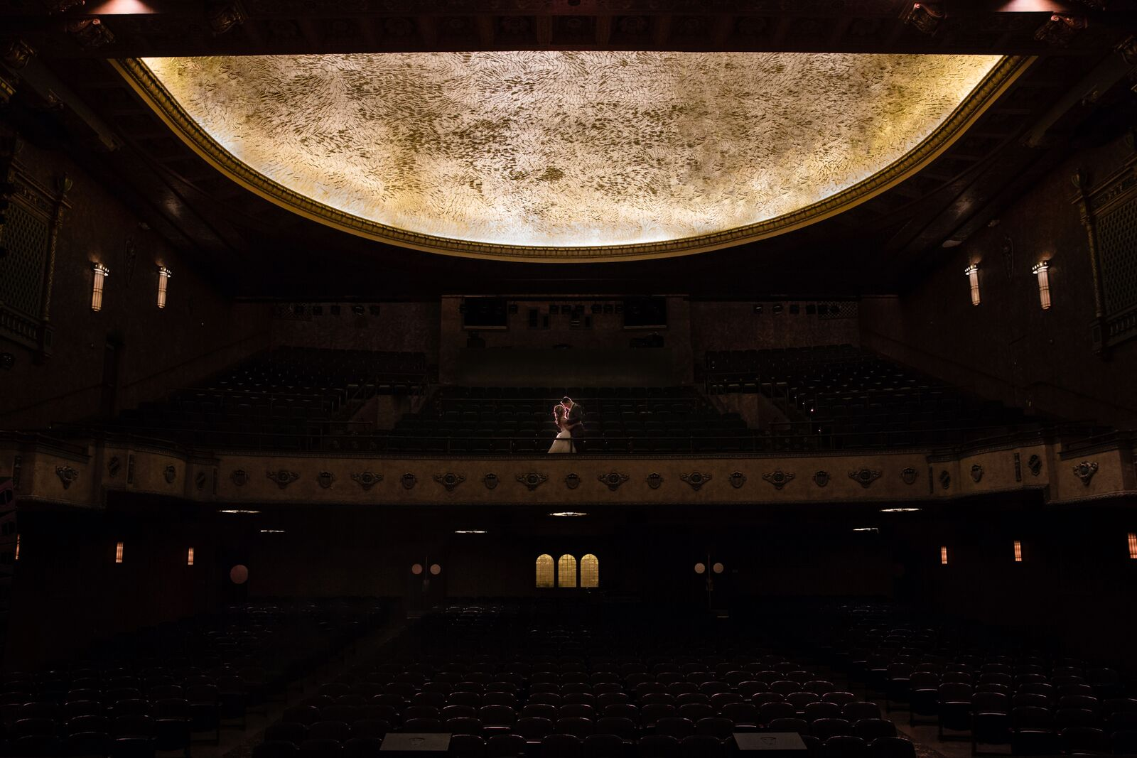 Historic Gillioz - *Picture taken inside the Historic Gillioz. Ask about including the Gillioz Theatre in your rental.