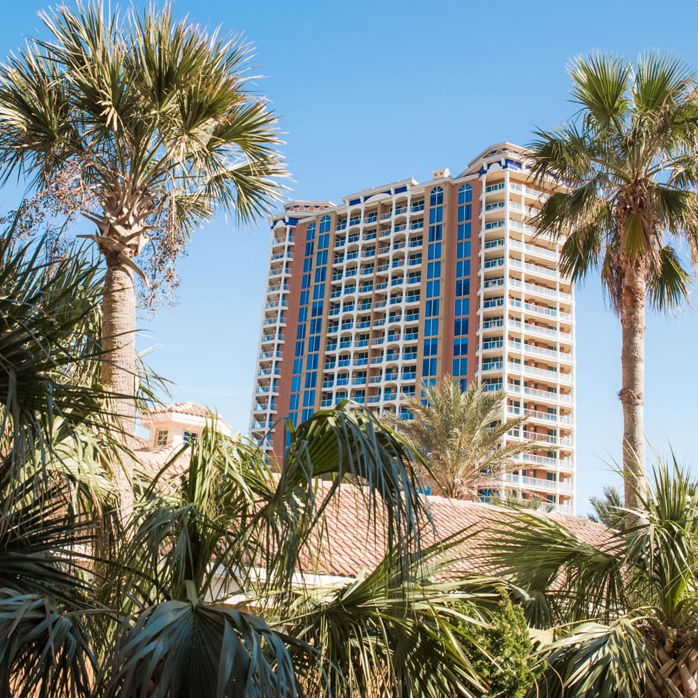 Portofino Island Resort on the Emerald Coast in Florida