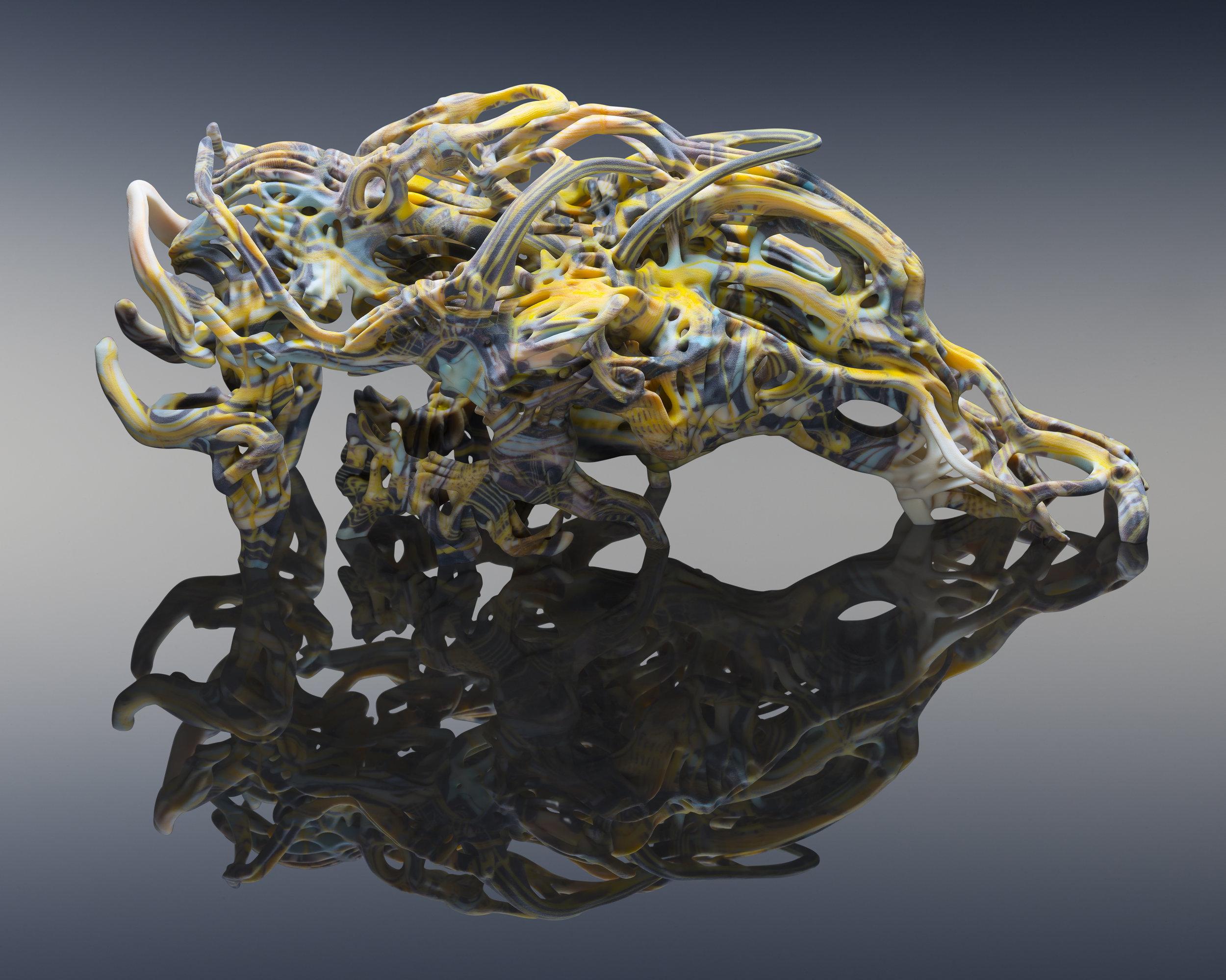 Wolfkiam - Stratasysss j750 3D Printer