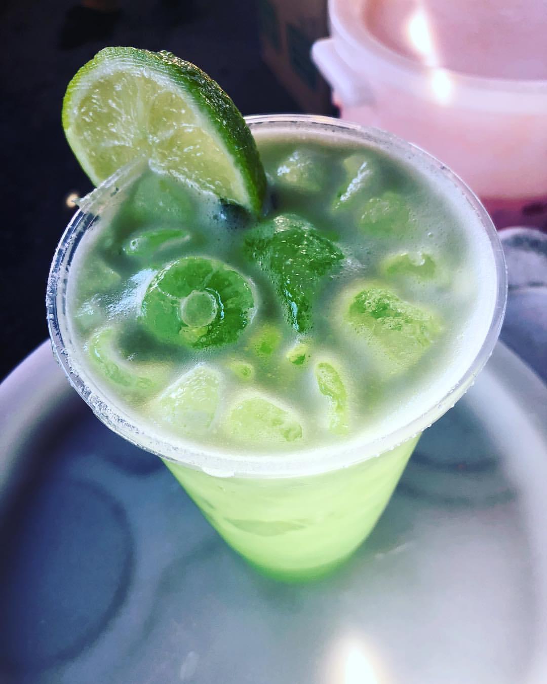 Cucumber w/ Limon -