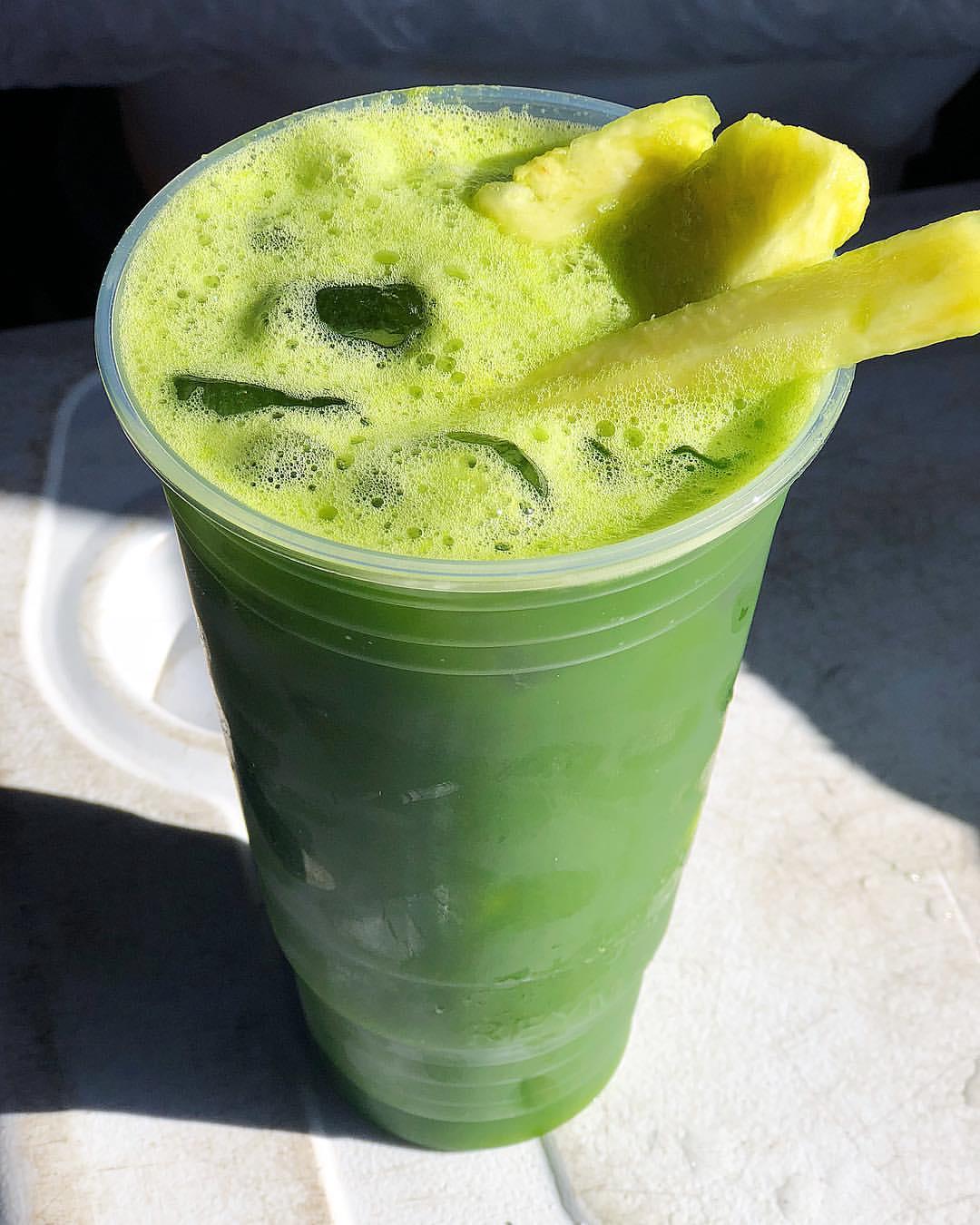 Spinach w/ Cucumber -