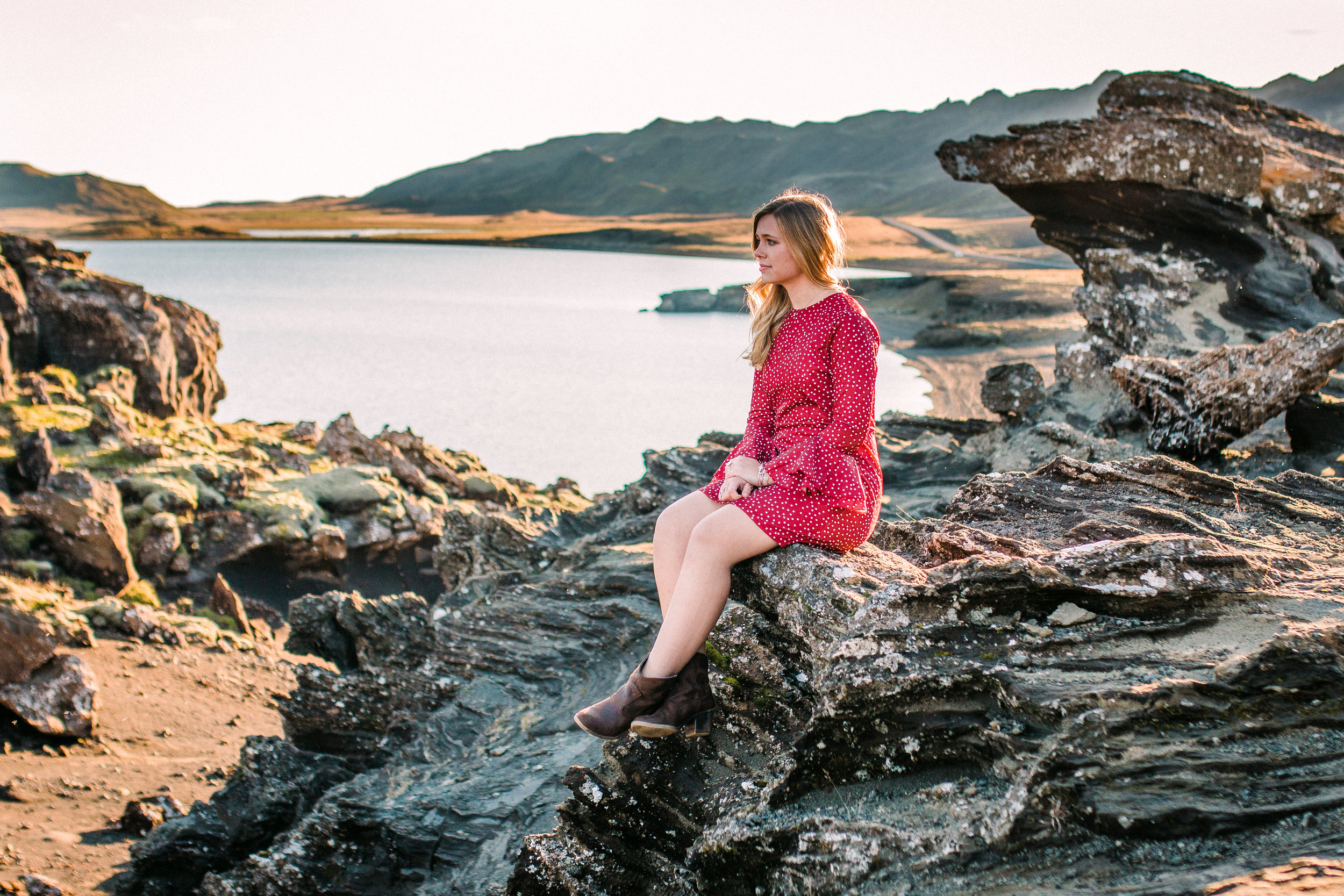 Icelandic Elopement Photographer Bettina Vass