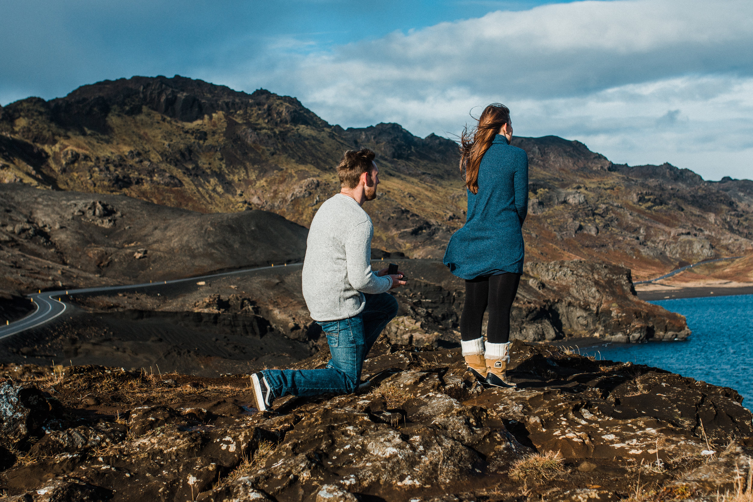 Elopement Photographer Iceland Reykjavik Bettina Vass