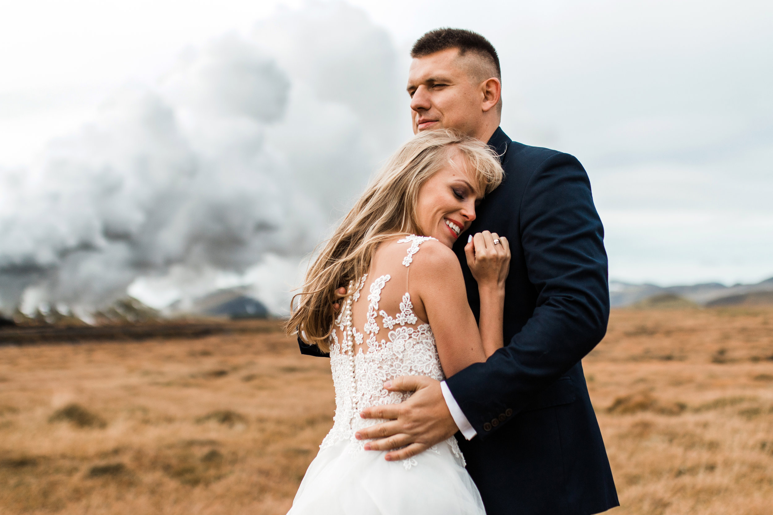 Iceland Elopement Wedding Photography | Bettina Vass Photography