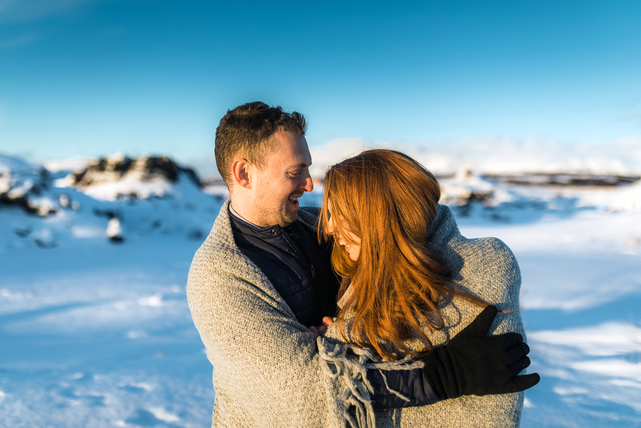 Best destination Photographer Iceland Engagement Photography, Couple Photography, Iceland Photoshoot, Iceland elopement photographer, red hair,