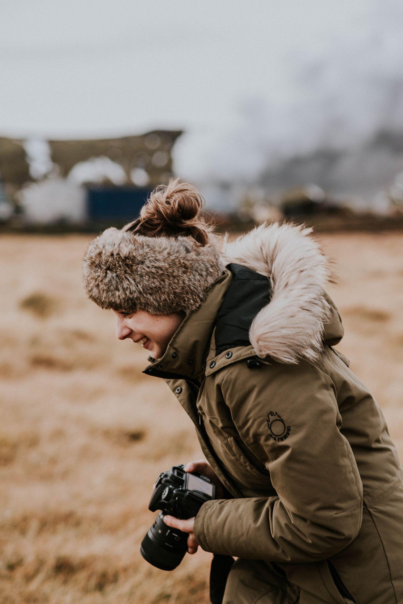 Local Iceland Elopement photographer