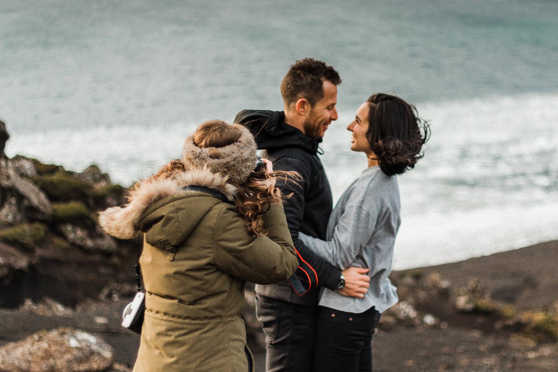 Reykjavik Couple Photographer