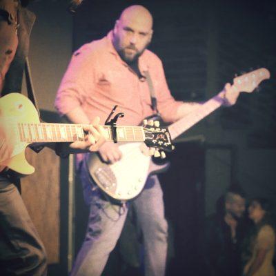 Bassist Daniel Sweatt