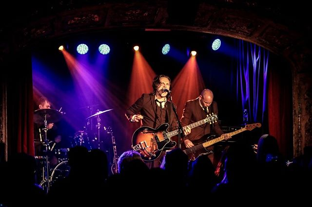 Throwback - UK Tour @OmearaLondon. ⠀ 📸 @ChristieGoodwin ⠀ .⠀ .⠀ .⠀ .⠀ #ENATION #Alternative #NewWave #PostPunk #London #Omeara
