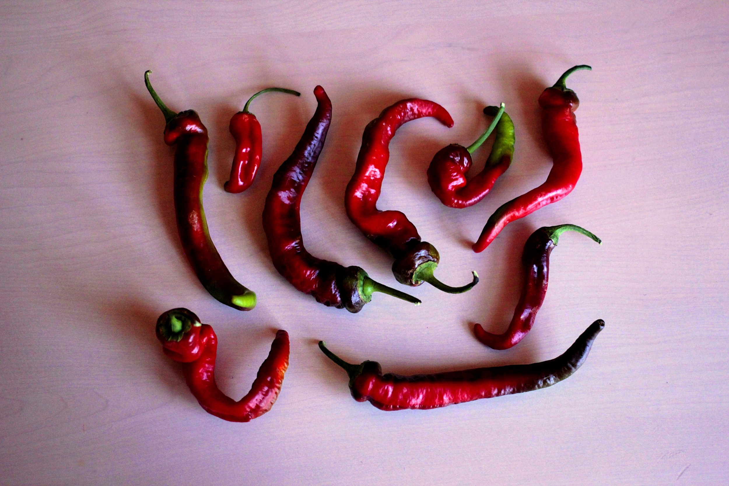 These peppers are sweet!