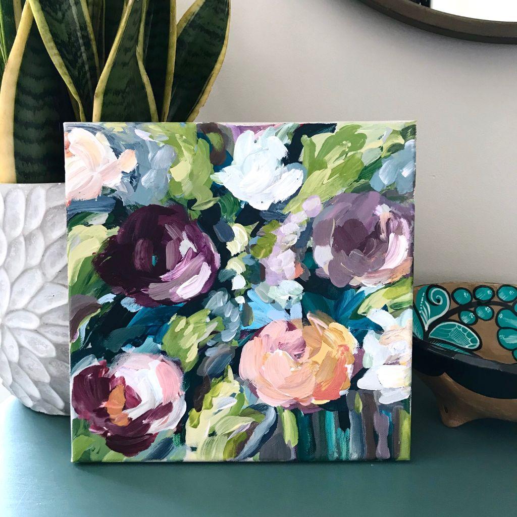 Elle Byers purple flowers painting.jpg