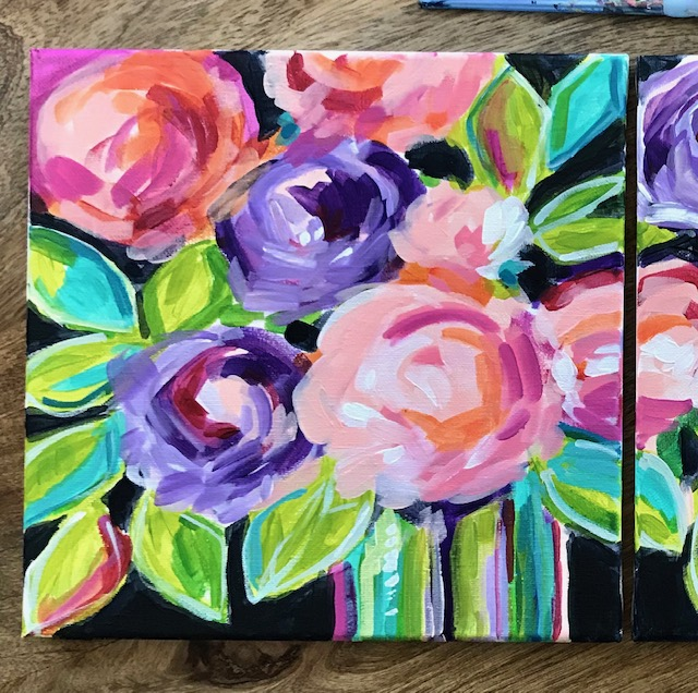 elle byers diptych abstract flowers.JPG