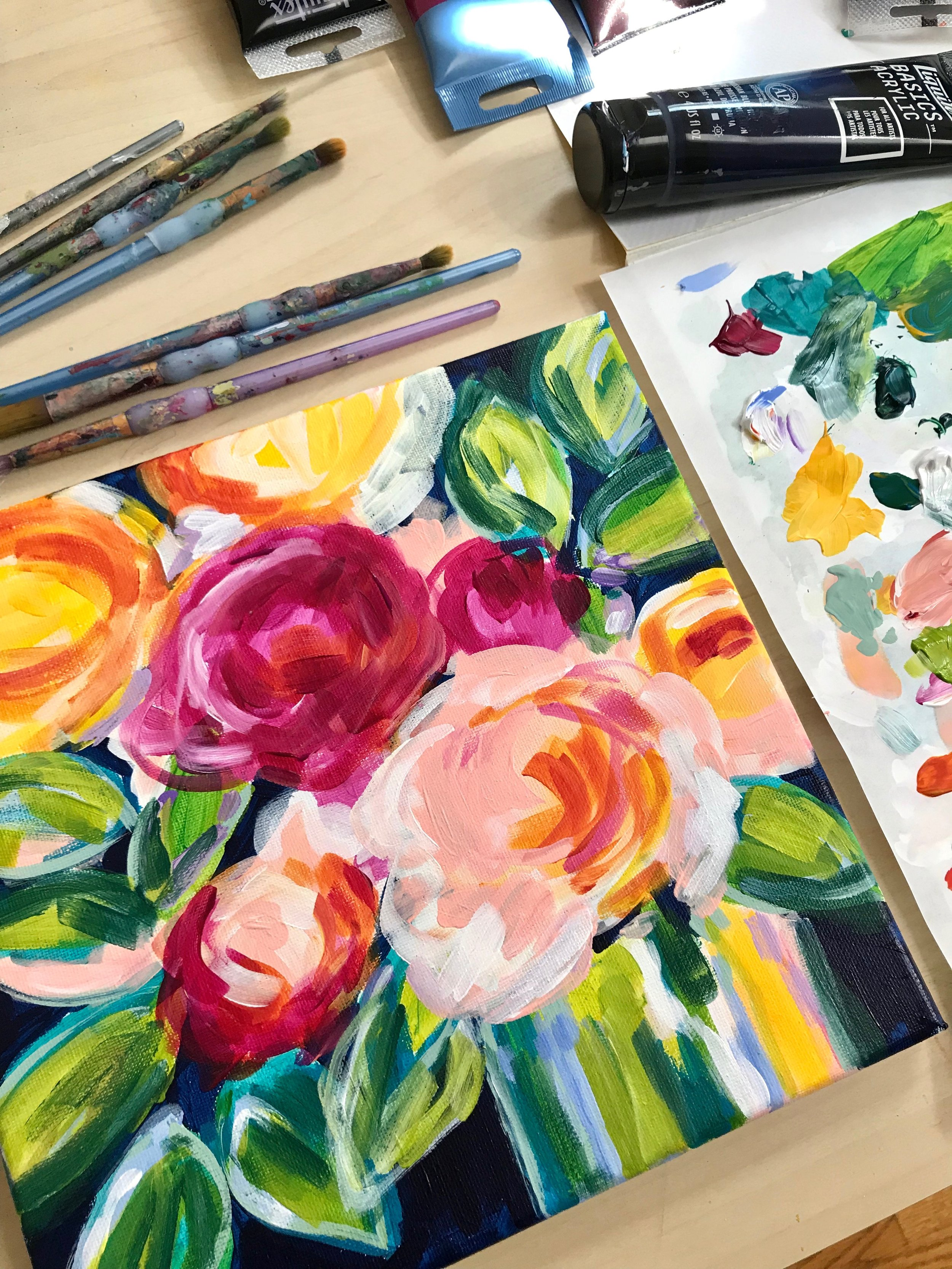 art classes abstract floral paintings_0817.JPG