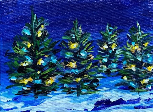Acrylic Painting Acrylic Painting Tutorials And Original Artwork By Elle Byers Learn How To Paint With Acrylics On Canvas Elle Byers Art