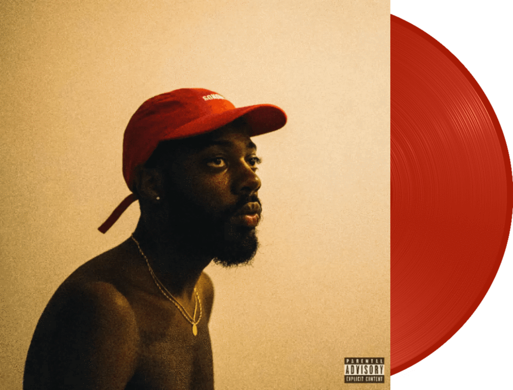 Brent Faiyaz - Sonder Son is the debut album from R&B singer, Brent Faiyaz. The project serves as his first solo release since last year's A.M. Paradox EP. This first pressing on red vinyl was limited to 500 copies.