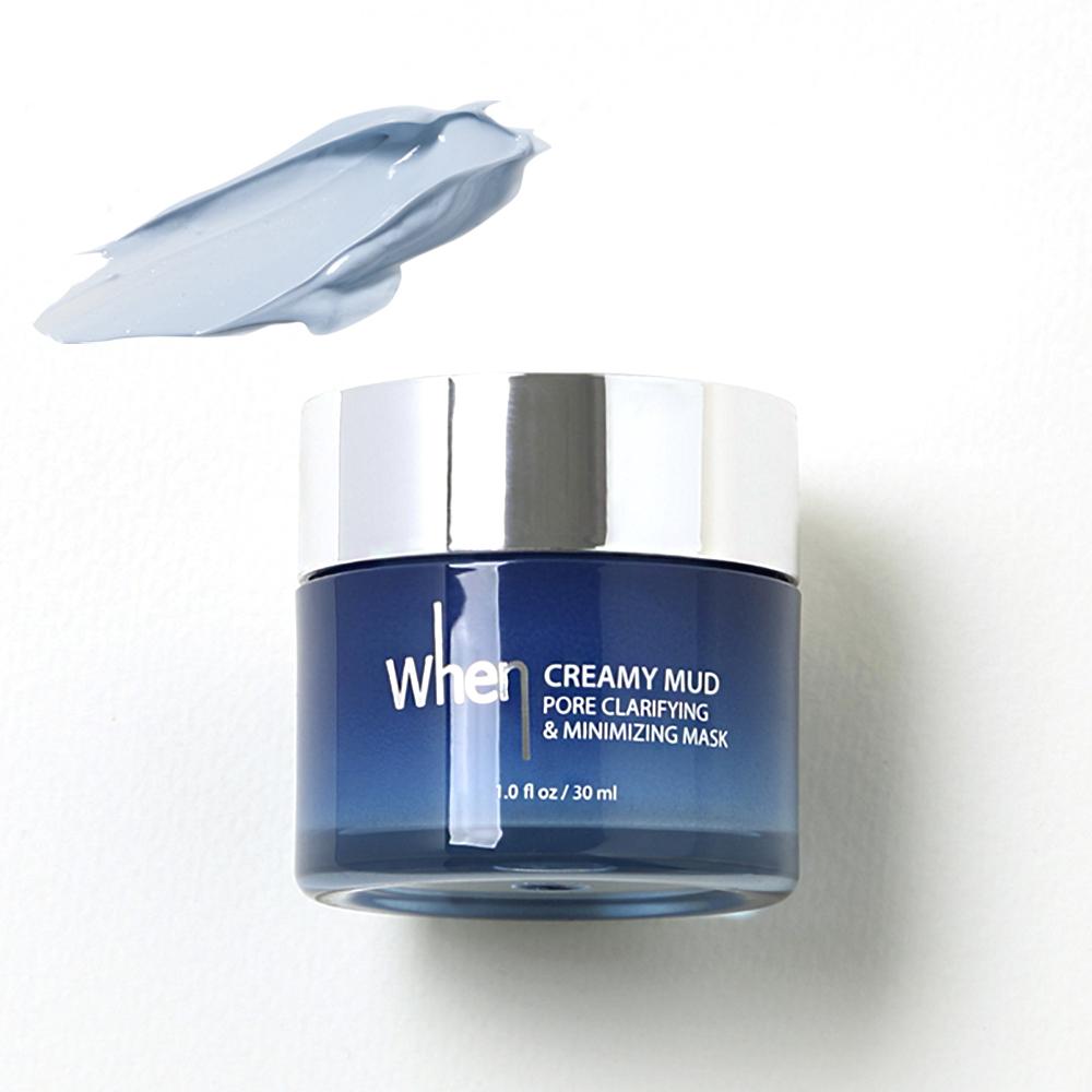 Creamy Mud Pore Clarifying & Minimizing mask