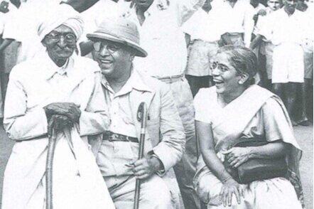 Courtesy of Prakash Vishwasrao, Dr. Babasahab Ambedkar (Mumbai: Lok Vangmay, 2007.)