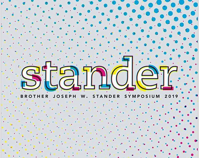 Tomorrow is Stander Symposium! Check out some of the Art + Design events and presentations: . . .  10:20-11:20a Fine Arts capstone @ Marianist Hall . 11:00-11:40a Photography capstone @ Marianist Hall . 1:00-2:00p Advanced Photography Porch Talk @ 461 Keifaber Street . 2:30-3:30p Art Education research presentations @ 128 Evanston .  4:00-4:30p Experiential Design @ Fitz Hall .  4:30-6:30p Wright Dunbar Posters @ Fitz Hall . 5:30p Horvath award ceremony @ Fitz Hall . . . #standersymposium #universityofdayton #udartanddesign #udaytonfinearts #udaytonphotography #udaytonarteducation #udaytongraphicdesign